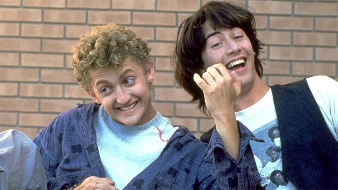 Article heading image for A Bill And Ted Sequel Is Officially Going To Happen