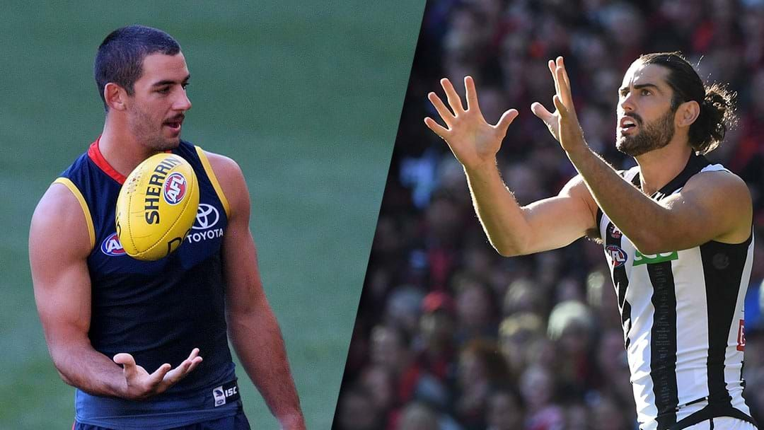 Article heading image for Tex Walker Addresses The Brodie Grundy Trade Rumours