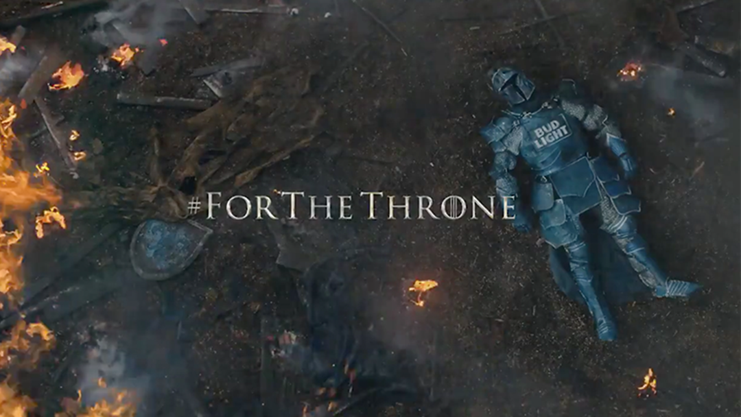 Article heading image for Game Of Thrones Teamed Up With Bud Light To Provide This Year's Best Super Bowl Commercial