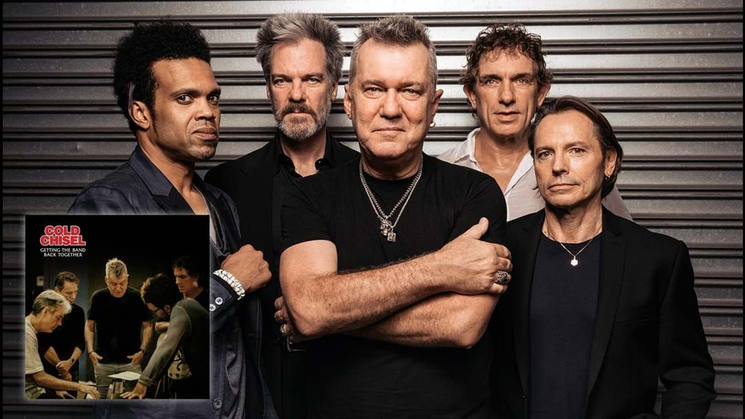 Article heading image for Cold Chisel Join Triple M For The World Premiere Of Their Brand New Single
