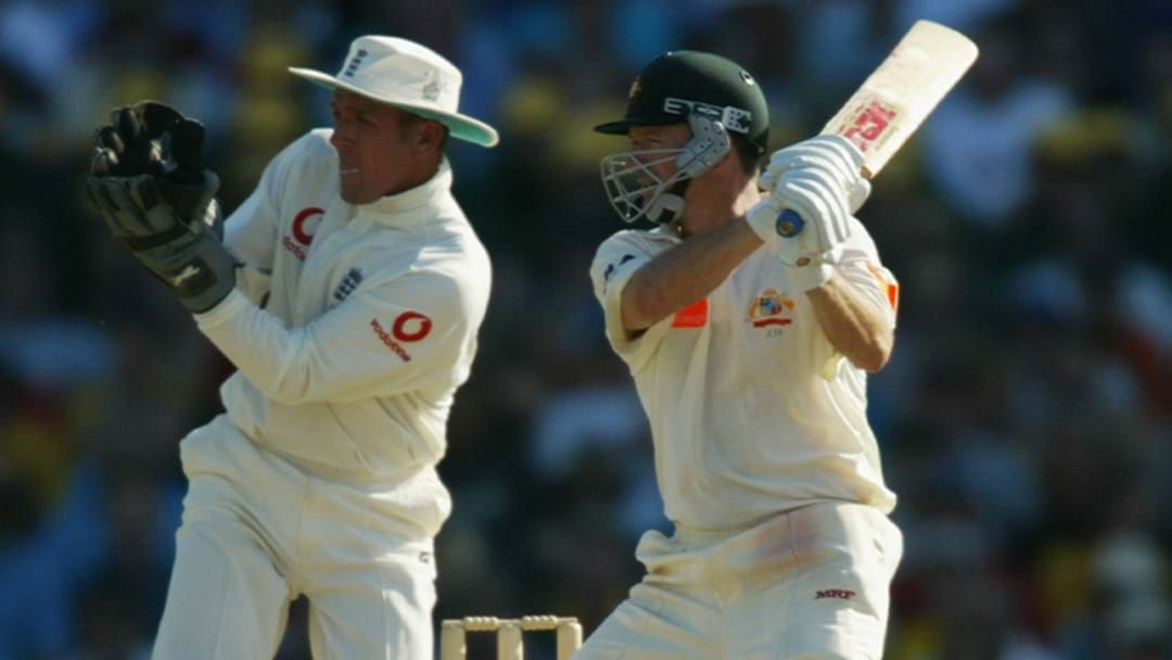 Article heading image for Robelinda2 Has Synched Up Steve Waugh's Last Ball Ashes Ton With Kerry O'Keeffe's Commentary