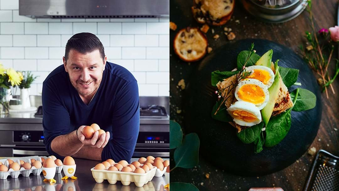 Article heading image for Manu Is Hosting A Special Sydney Dining Event For People Who Love Eggs