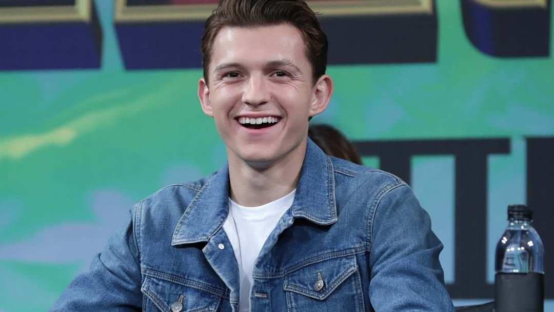 Article heading image for Tom Holland Has Shaved His Head And This Isn't A Joke This Is Our Lives