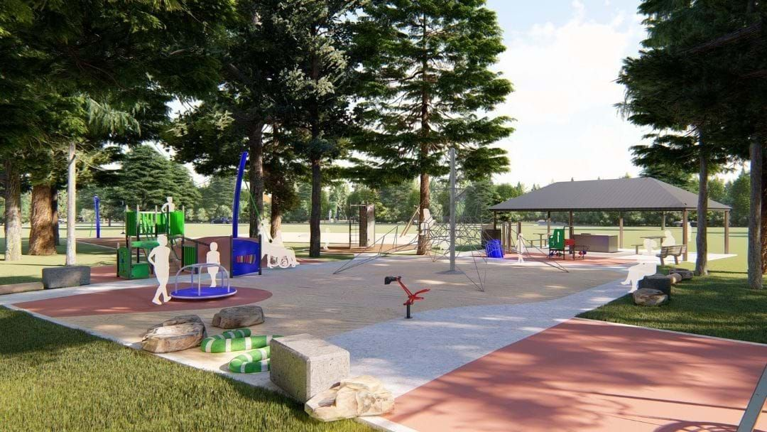 Article heading image for Enticknap's Newest Playground Is Set To Open Tomorrow!