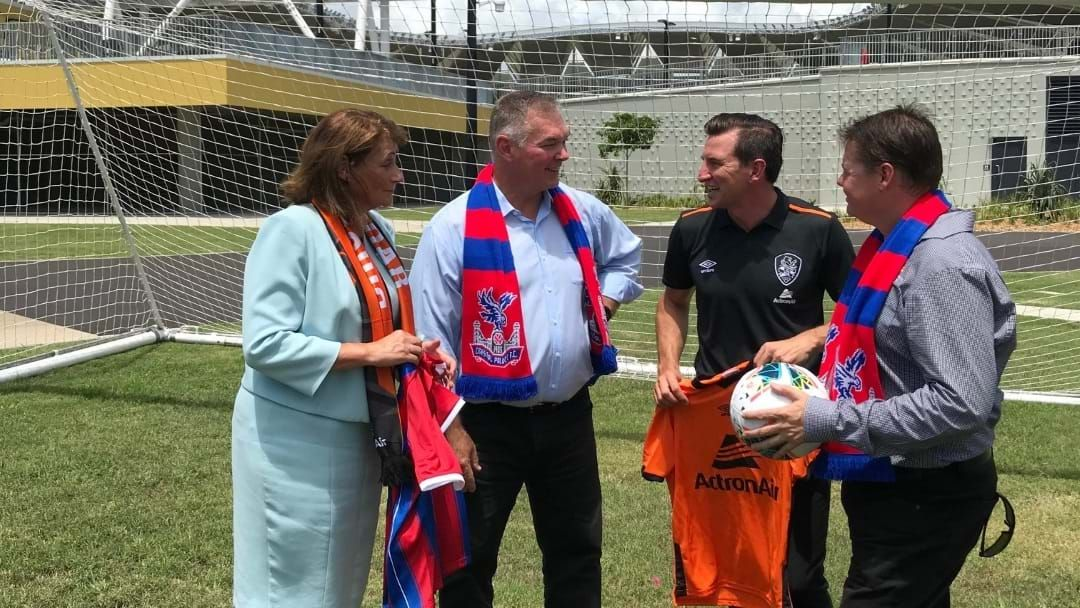 Article heading image for Queensland Country Bank Stadium Will Host Brisbane Roar This July
