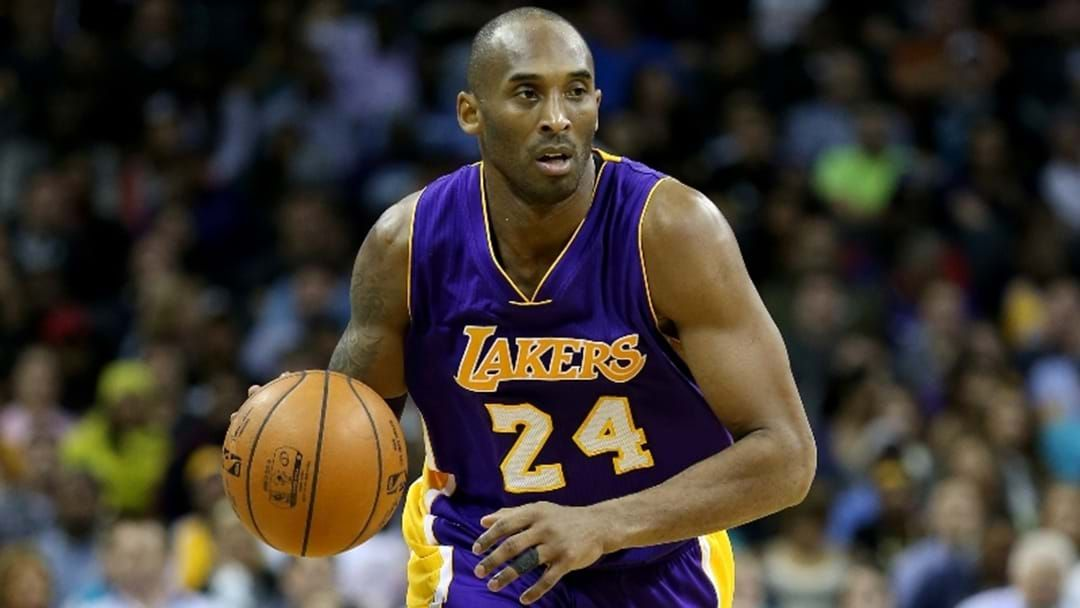 Article heading image for NBA Star Kobe Bryant Has Passed Away In A Helicopter Crash