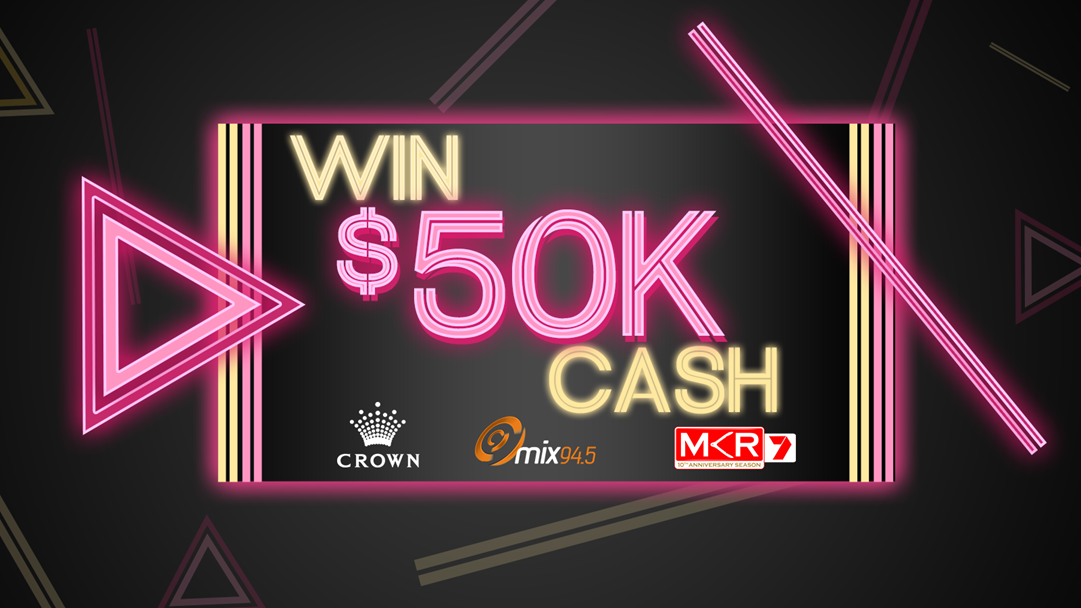 mix94.5's $50k Giveaway