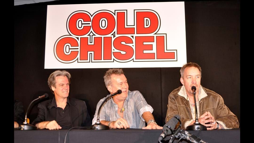 """Article heading image for """"I Punched Him And Smashed His Face Into A Hotel Door"""" - Jimmy Barnes On The Wildest Fight Cold Chisel Ever Had"""