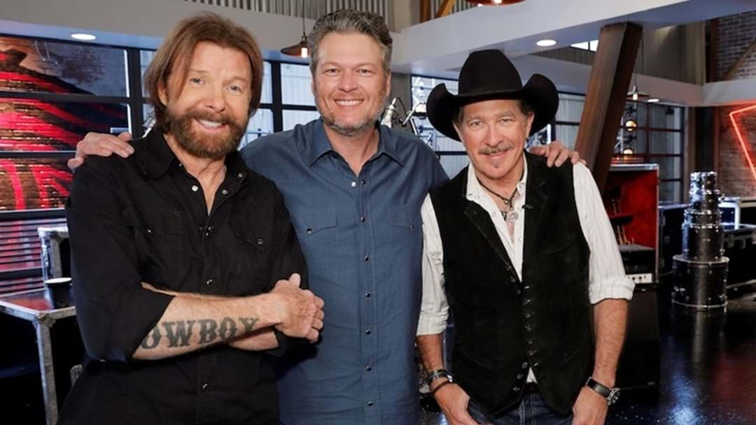 """Article heading image for Brooks & Dunn Make Appearance on """"The Voice"""""""