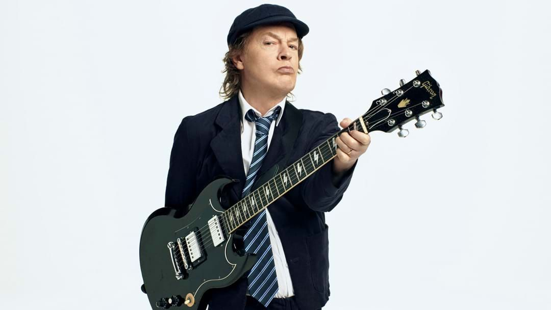 Article heading image for Angus Young Talks POWER UP, The Influence Of His Brothers, Getting The Band Back Together And More