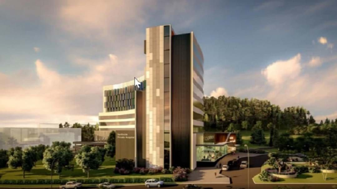 Article heading image for Check Out This $350 Million Private Hospital Planned For Gosford