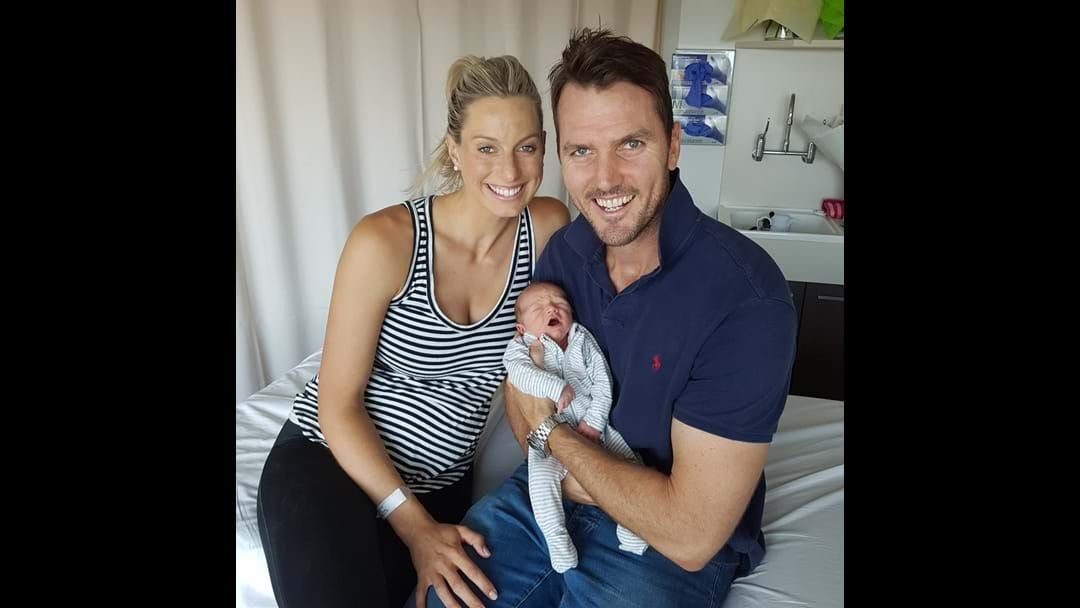 Article heading image for Laura Geitz Delivers Beautiful Bouncing Baby Boy!