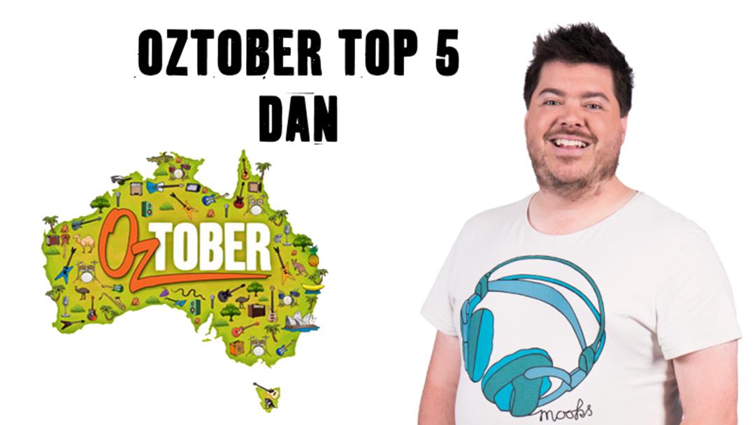 Article heading image for Oztober: Dan's Top 5 Aussie Tracks