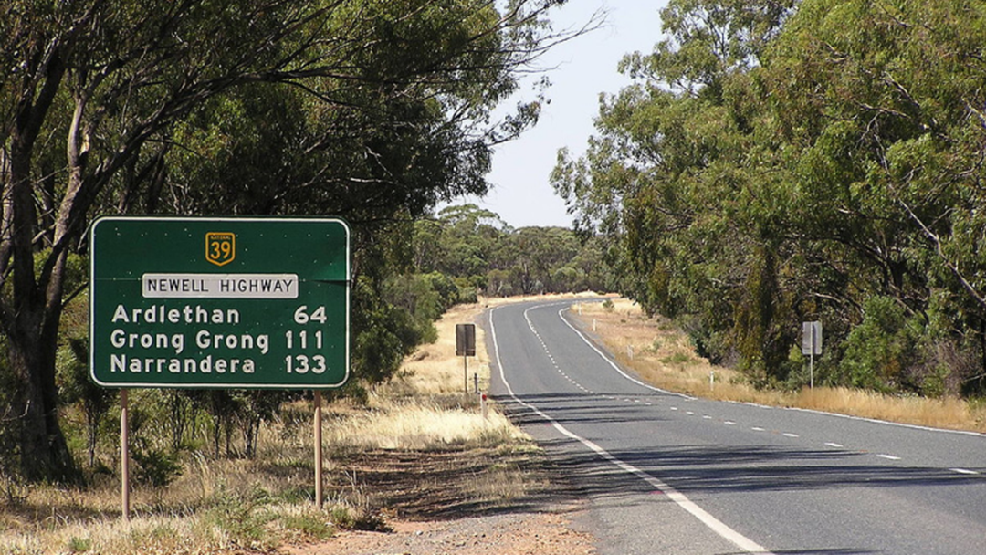 Article heading image for What Do You Think Of The Newell Highway Corridor Strategy?