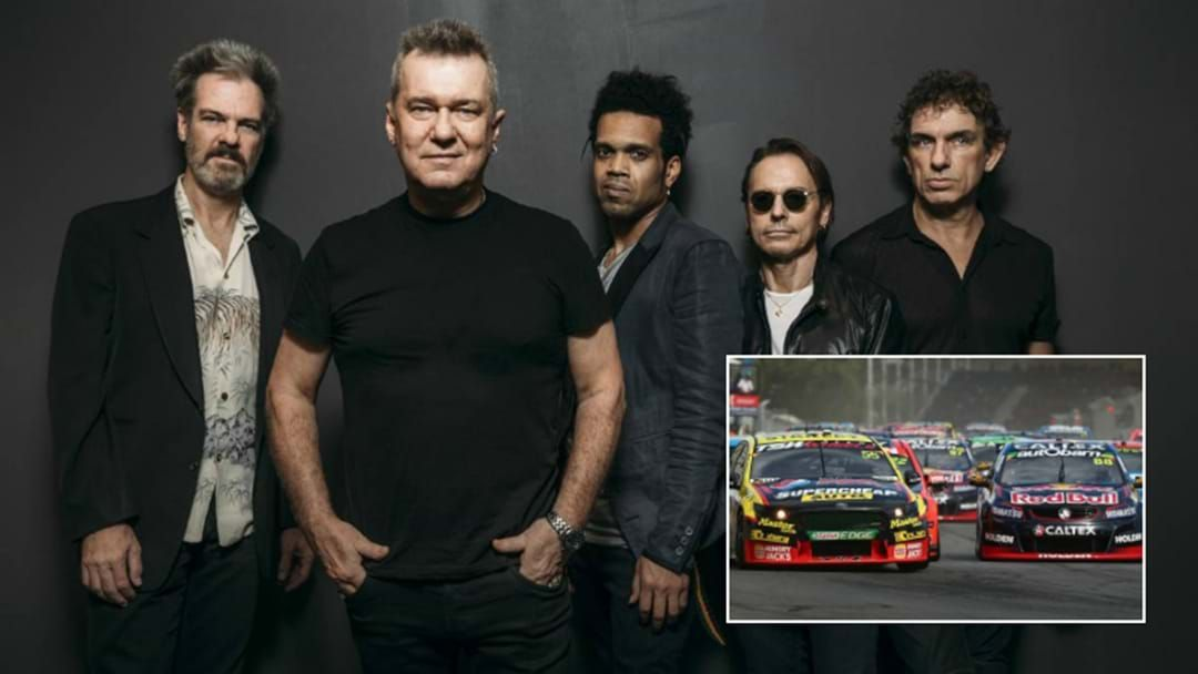 Article heading image for CONFIRMED: Cold Chisel To Rock The Supercars