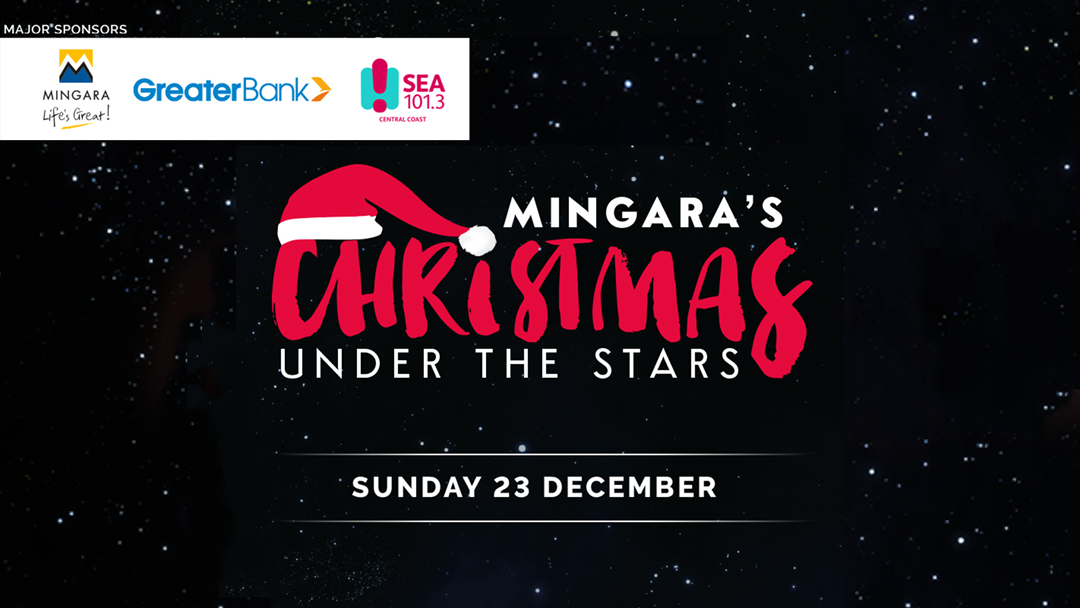 Article heading image for Mingara Christmas Under The Stars!