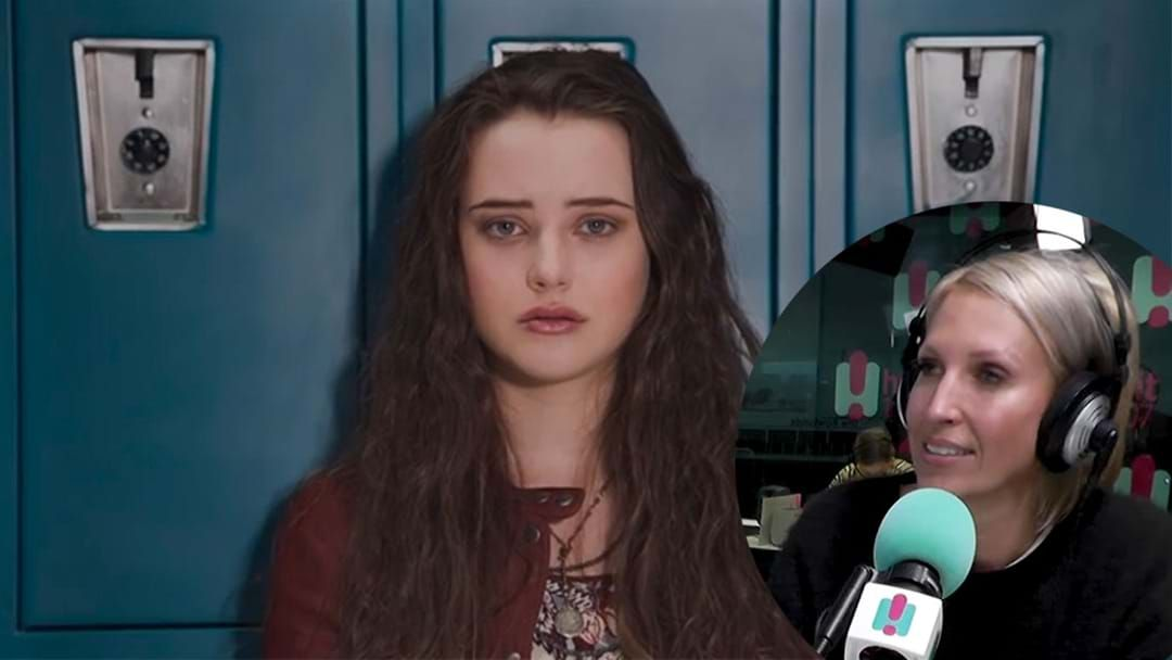 Article heading image for Bec Isn't Sure If She Should Let Her 16-Yr-Old Daughter Watch '13 Reasons Why'