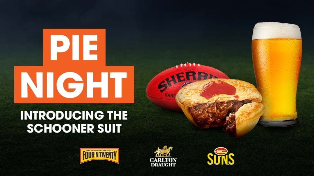 Competition heading image for Win the Triple M Pie Night for your club!