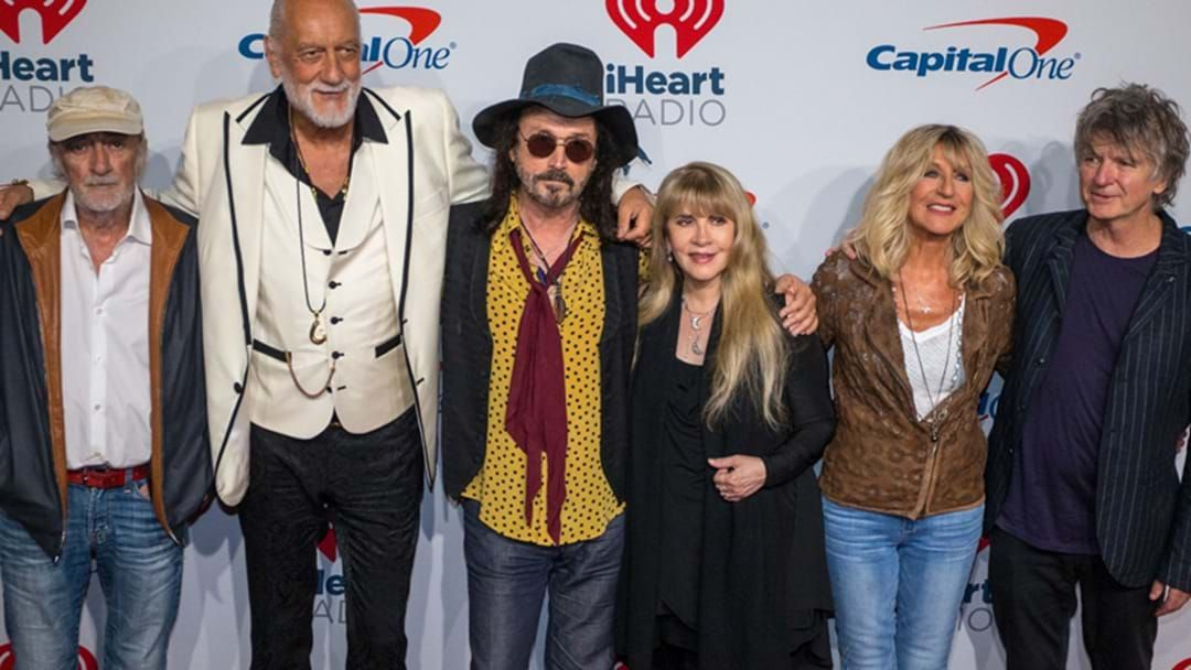 Article heading image for New Seats Released For Fleetwood Mac's Aussie Tour