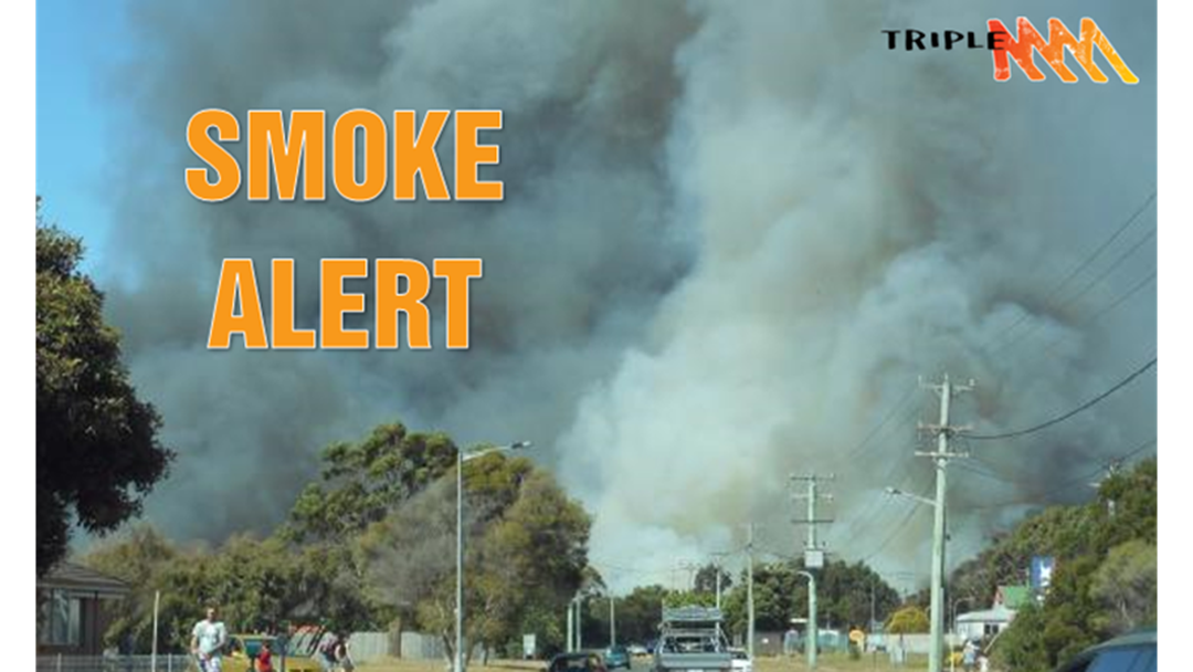 Article heading image for Smoke Alert for various areas