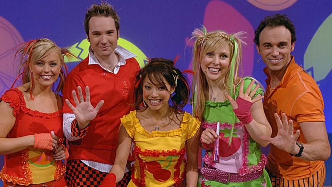 Article heading image for Nathan Foley Confirms He's In Talks For An OG Hi-5 Reunion!