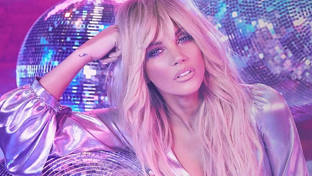 Article heading image for LISTEN: Samantha Jade Hits Us With A Christmas & Backstreet Boys Mash Up!