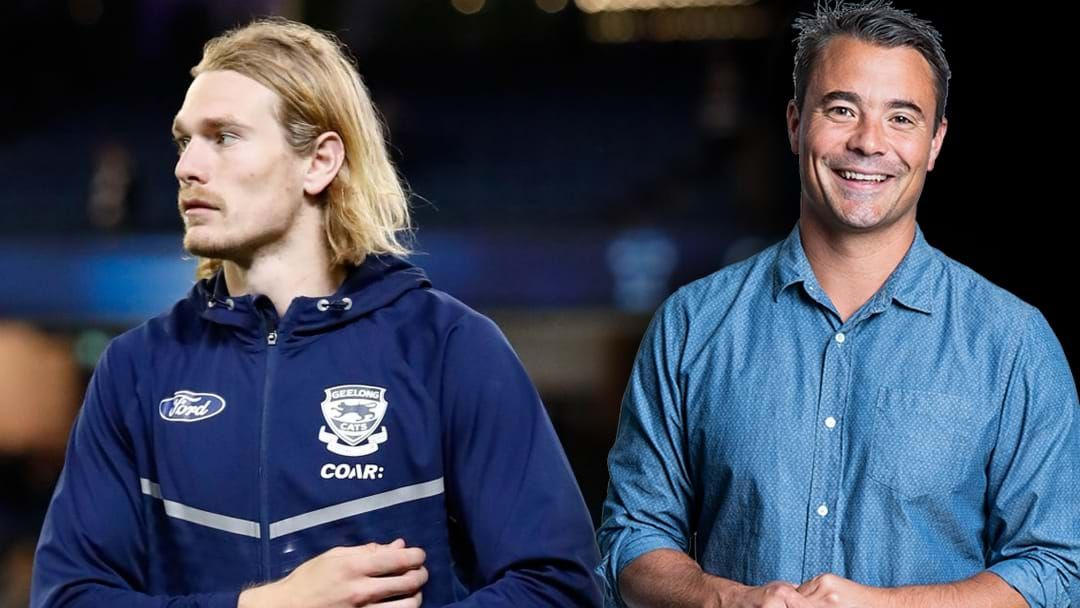 Article heading image for Chris Scott Hasn't Ruled Out Tom Stewart If The Cats Advance