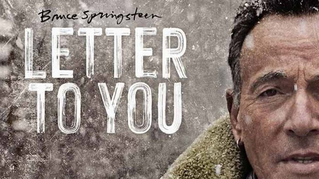 Article heading image for Bruce Springsteen Has Surprised Us With A Brand New Album