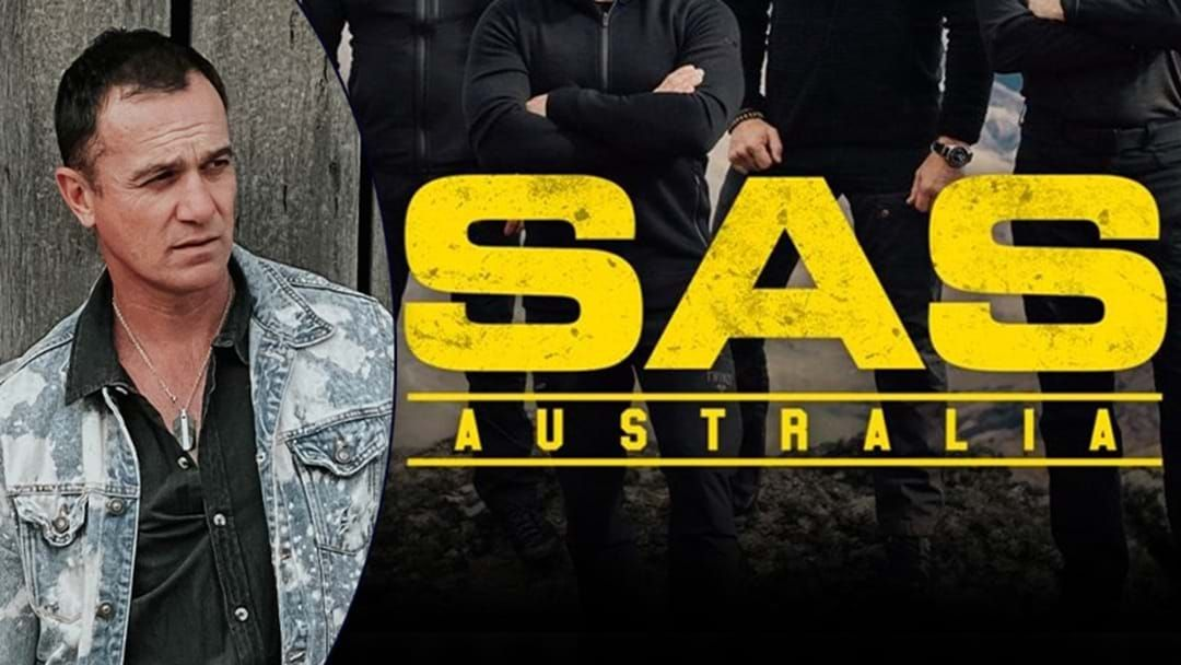 Article heading image for Can We Expect To See Shannon Noll On SAS Australia?!
