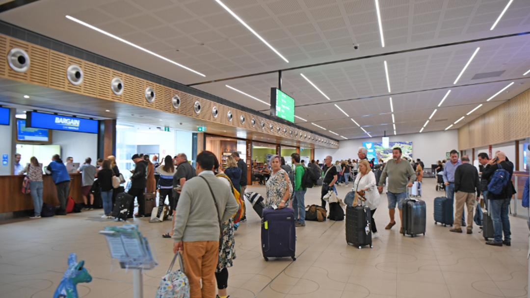 Article heading image for Tasmania Introduces New Covid Safety Measures At Airports And Supermarkets