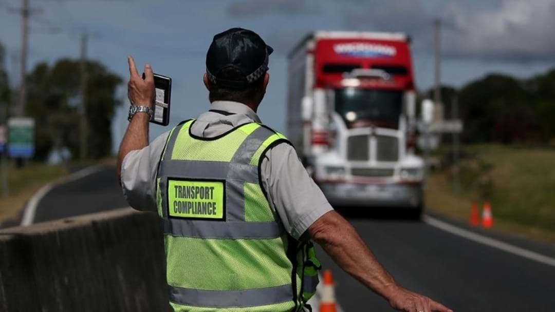 Article heading image for Queensland Mandates COVID-19 Vaccines For Truck Drivers