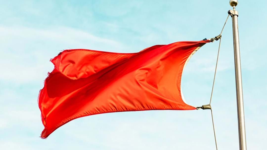 Article heading image for We Asked For Your Dating Red Flags And We've Got To Say, We're Worried