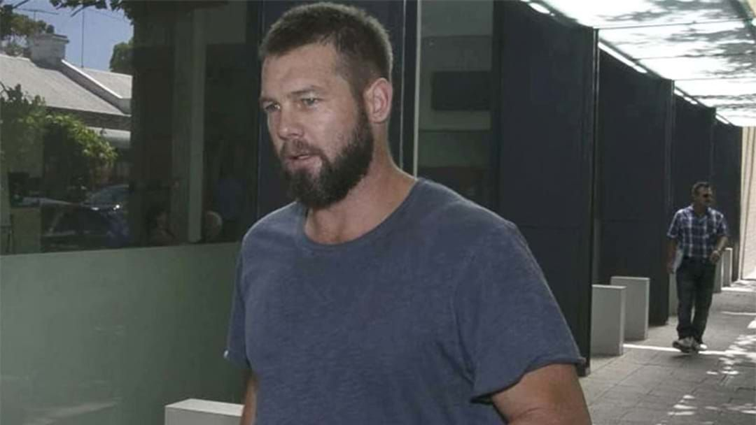 Article heading image for Ben Cousins Released From WA Prison