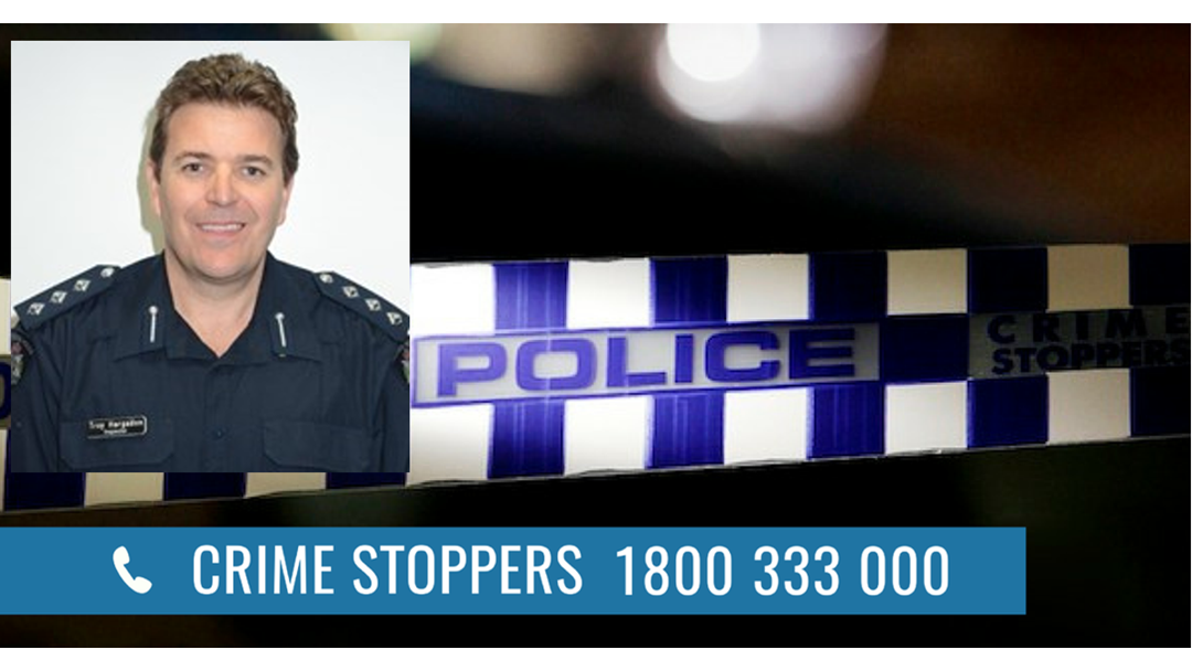 Article heading image for Local Police thanks community for drop in crime stats