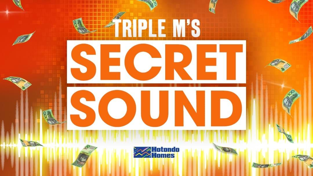 Competition heading image for TRIPLE M SECRET SOUND