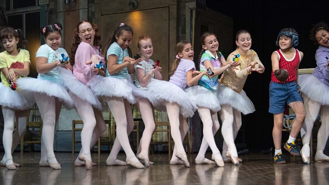 Article heading image for Billy Elliot The Musical Is A Must-See For People Who Laugh When Kids Swear
