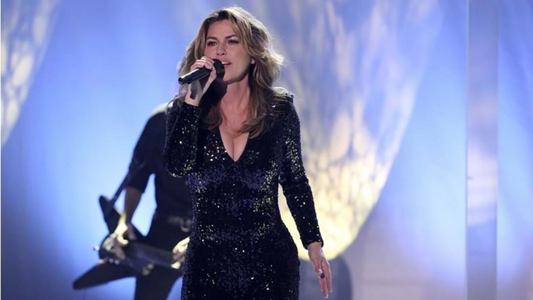 Article heading image for Shania Twain Hits the Big Screen Next Month