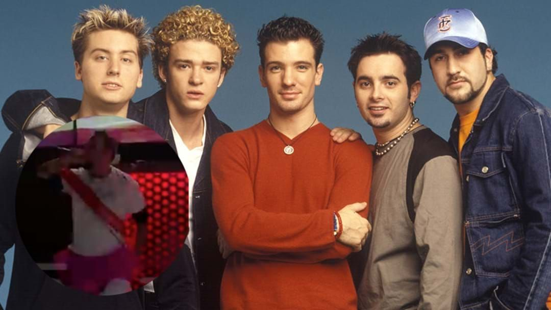 Article heading image for *NSYNC Are 'Sitting Down To Plan Reunion'