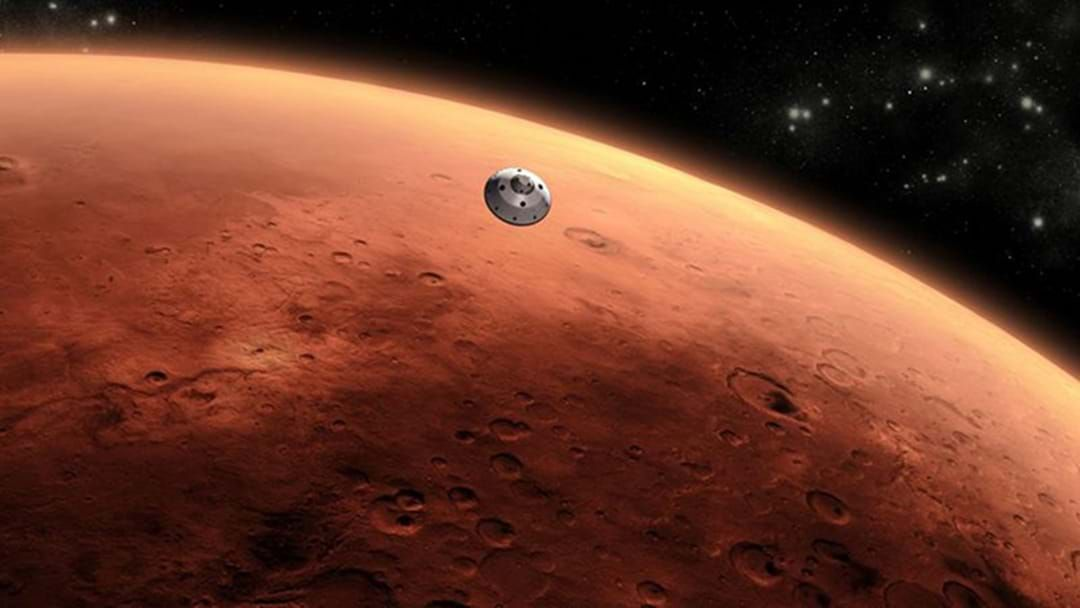 Article heading image for NASA Lands Spaceship On Mars After Six Month Journey