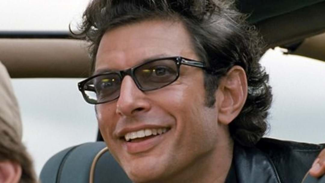 Article heading image for Jeff Goldblum Is At Wynyard Station Handing Out Free Sausages