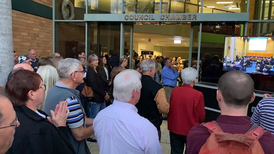 Article heading image for COFFS HARBOUR: Four Councillors Leave Meeting Without Quorum