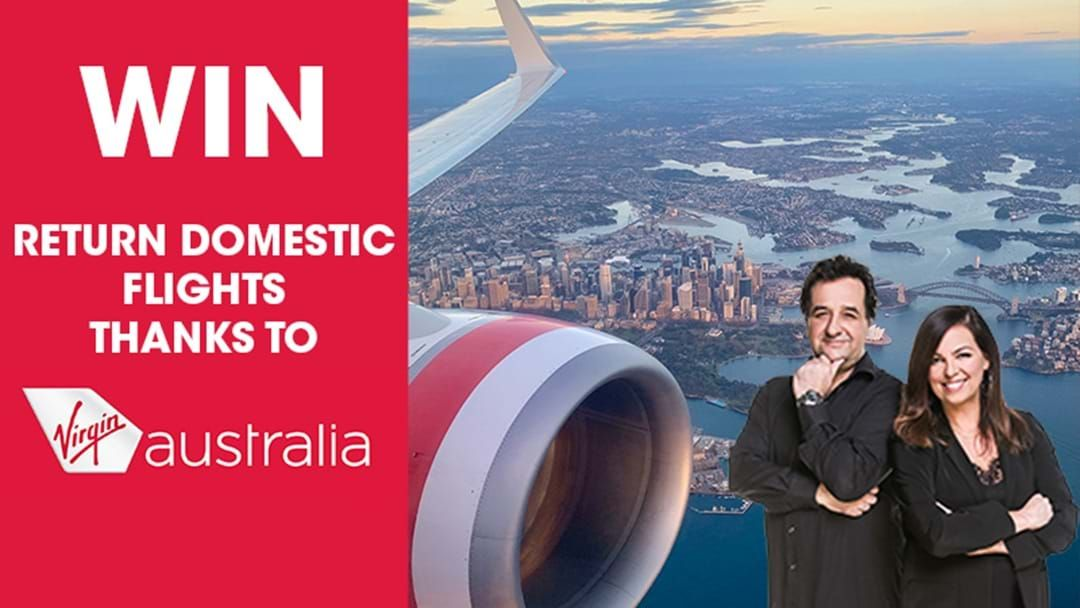Competition heading image for Win Return Domestic Flights Thanks To Virgin Australia!