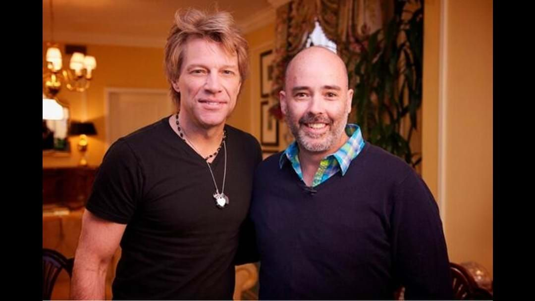 Article heading image for The Full, Complete Dangerous Dave Interview With Jon Bon Jovi That He Never Talks About