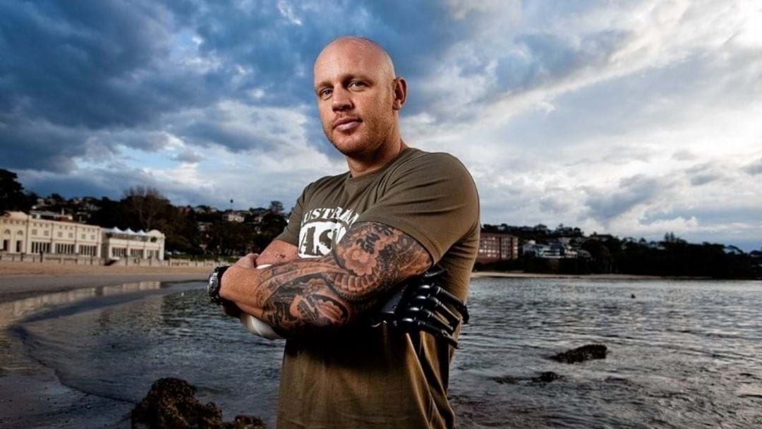 Article heading image for Shark Conservationist Paul De Gelder Has Taught A-List Celebrities To Swim With Sharks, And Some Of His Stories Will Surprise You