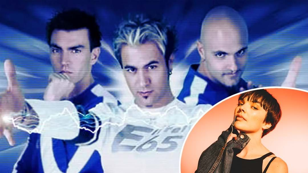 Article heading image for Eiffel 65's Blue Has Been Given A Sexy Makeover