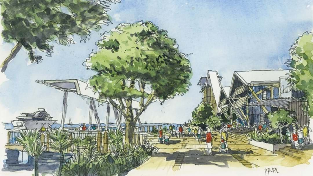 Article heading image for OCEAN PARK: Labor Reveals Big Plans For The Spit