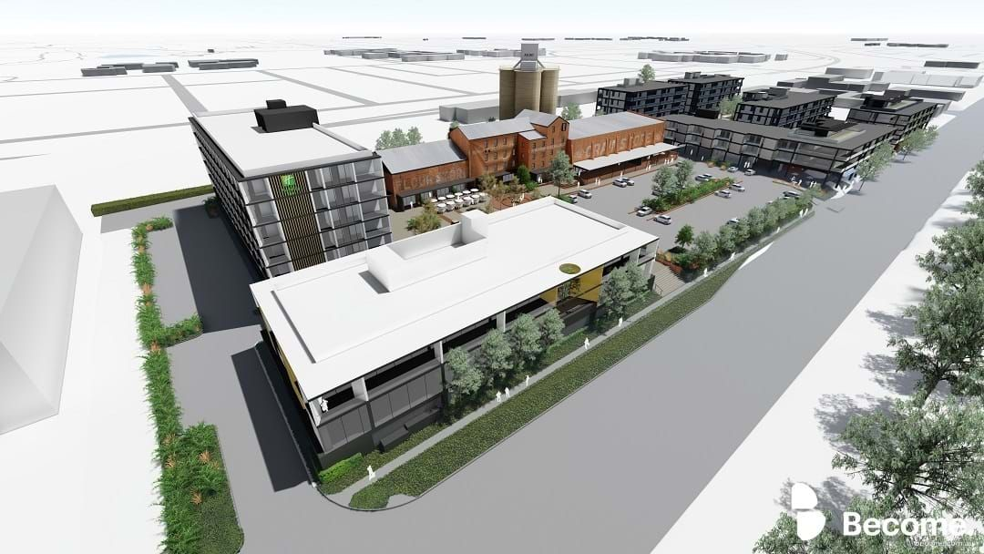 Article heading image for Murrumbidgee Mill will become The Mill Holiday Inn and Suites