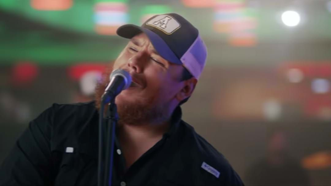 Article heading image for Luke Combs Goes Back In Time With His New Music Video