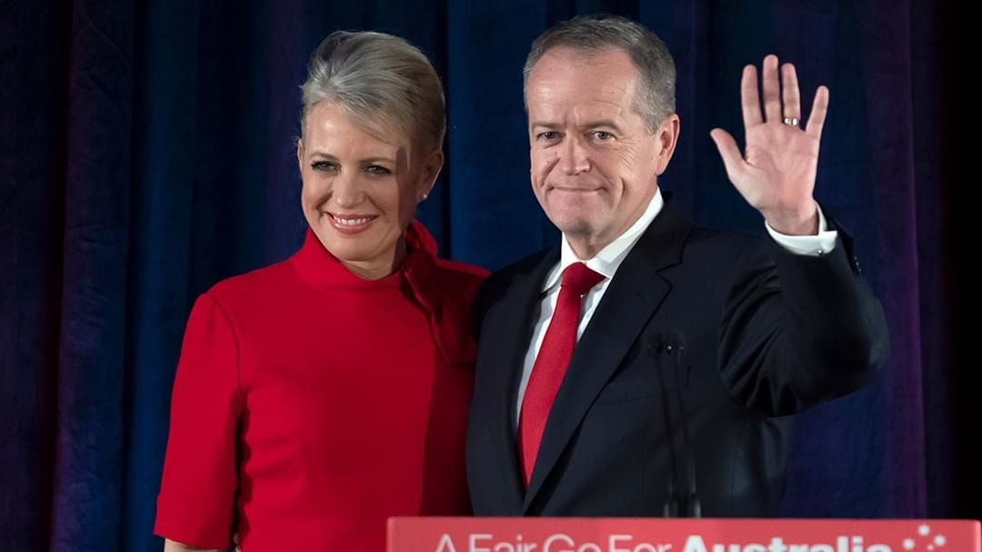 Article heading image for Bill Shorten To Step Down As Labor Party Leader After Losing Election