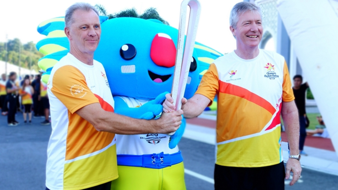 Article heading image for Everything You Need To Know As The Queen's Baton Hits Gosford On Saturday